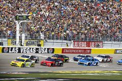 NASCAR: Στις 4 Μαρτίου Pennzoil 400 Στοκ φωτογραφία με δικαίωμα ελεύθερης χρήσης
