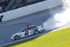NASCAR: Στις 14 Σεπτεμβρίου MyAFibStory COM 400 Στοκ Εικόνες