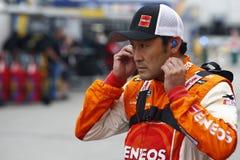 NASCAR: Στις 23 Σεπτεμβρίου UNOH 175 Στοκ Φωτογραφίες