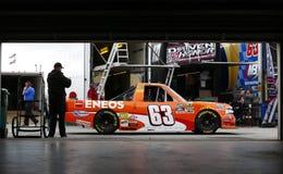 NASCAR: Στις 23 Σεπτεμβρίου UNOH 175 Στοκ Εικόνες