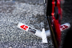 NASCAR: Στις 20 Φεβρουαρίου άγρυπνη σήμερα Φλώριδα 300 Στοκ Φωτογραφίες