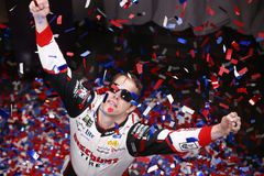 NASCAR: Στις 14 Φεβρουαρίου Daytona 500 Στοκ Φωτογραφία