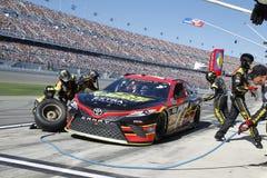 NASCAR: Στις 26 Φεβρουαρίου Daytona 500 Στοκ Εικόνα