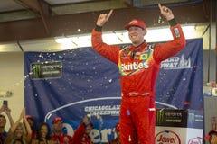NASCAR: Την 1η Ιουλίου Overton ` s 400 Στοκ φωτογραφία με δικαίωμα ελεύθερης χρήσης
