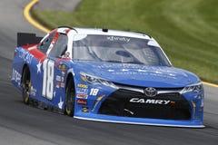 NASCAR: Την 1η Ιουνίου Pocono πράσινα 250 Στοκ εικόνες με δικαίωμα ελεύθερης χρήσης