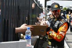 NASCAR: Την 1η Ιουνίου Pocono 400 στοκ εικόνα