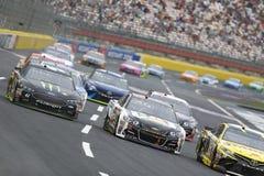 NASCAR: Τράπεζα της Αμερικής 500 στις 8 Οκτωβρίου Στοκ φωτογραφία με δικαίωμα ελεύθερης χρήσης
