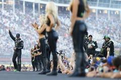 NASCAR: Φυλή ενεργειακών NASCAR όλος-αστεριών τεράτων στις 20 Μαΐου Στοκ φωτογραφία με δικαίωμα ελεύθερης χρήσης