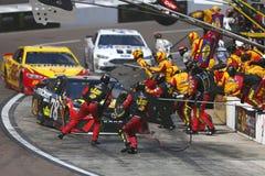 NASCAR: Φύλακας εισιτηρίων στις 11 Μαρτίου 500k Στοκ φωτογραφίες με δικαίωμα ελεύθερης χρήσης