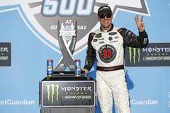 NASCAR: Φύλακας εισιτηρίων στις 11 Μαρτίου 500k στοκ εικόνες