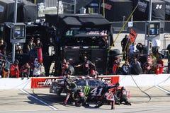 NASCAR: Χαρτοπαικτική λέσχη 400 Hollywood στις 22 Οκτωβρίου Στοκ εικόνα με δικαίωμα ελεύθερης χρήσης