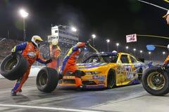 NASCAR: Галактика 200 билета 12-ое ноября Стоковые Изображения
