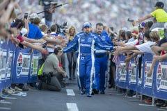 NASCAR: Гонка энергии изверга 19-ое мая блестящая Стоковая Фотография