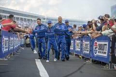 NASCAR: Гонка энергии изверга 19-ое мая блестящая Стоковое Изображение RF