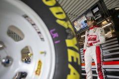 NASCAR: Казино 400 19-ое октября Голливуд стоковые изображения