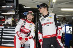 NASCAR: Казино 400 19-ое октября Голливуд стоковое фото rf