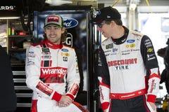 NASCAR: Казино 400 19-ое октября Голливуд стоковые изображения rf