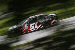 NASCAR: 27-ое августа Johnsonville 180 Стоковое Изображение RF
