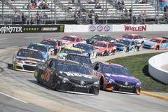 NASCAR: 2-ое апреля STP 500 Стоковые Изображения