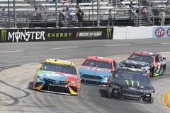 NASCAR: 2-ое апреля STP 500 Стоковое Изображение RF