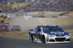 NASCAR: 25-ое июня Тойота/рынок 350 спасения Стоковые Фотографии RF