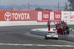 NASCAR: 25-ое июня Тойота/рынок 350 спасения Стоковое Изображение