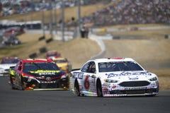 NASCAR: 25-ое июня Тойота/рынок 350 спасения Стоковое Фото