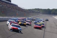 NASCAR: 11-ое июня Pocono 400 Стоковое Изображение RF