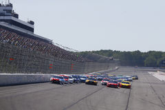 NASCAR: 11-ое июня Pocono 400 Стоковая Фотография