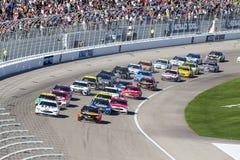 NASCAR: 12-ое марта Kobalt 400 Стоковые Изображения RF