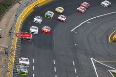 NASCAR: 26-ое мая Alsco 300 Стоковое Фото