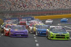 NASCAR: 26-ое мая Alsco 300 Стоковые Фото