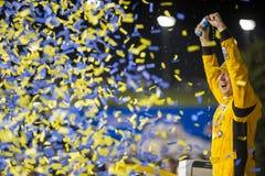 NASCAR: 7-ое мая GoBowling com 400 Стоковые Изображения RF
