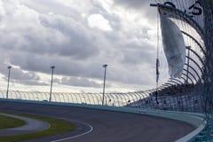 NASCAR: 18-ое ноября Форд 400 стоковое фото rf
