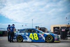 NASCAR: 19-ое ноября Форд EcoBoost 400 Стоковые Изображения RF