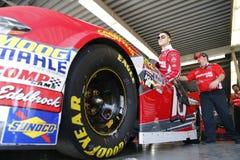 NASCAR: 16-ое февраля PowerShares QQQ 300 Стоковая Фотография
