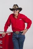 NASCAR: 18-ое января Elmers крепить всход положения Стоковое Изображение RF