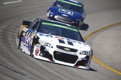 NASCAR: Предприниматели 400 24-ое апреля Тойота Стоковые Фото
