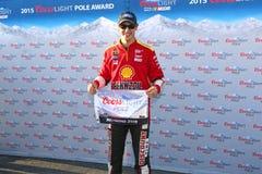 NASCAR: Предприниматели 400 24-ое апреля Тойота Стоковое Изображение