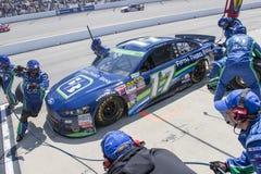 NASCAR: Предприниматели 400 26-ое апреля Тойота Стоковые Фото