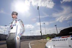 NASCAR: Предприниматели 400 28-ое апреля Тойота Стоковые Изображения