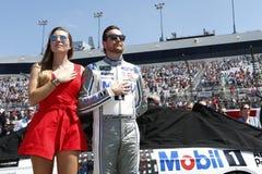 NASCAR: Предприниматели 400 30-ое апреля Тойота Стоковое Изображение