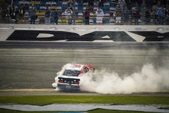 NASCAR: Сигнал тревоги сегодня Флорида 300 20-ое февраля Стоковое фото RF