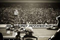 nascar старт richmond гонки Стоковая Фотография