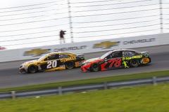 NASCAR: 3-ье июня Pocono 400 Стоковое Изображение RF