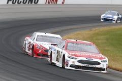 NASCAR: 3-ье июня Pocono 400 Стоковые Изображения