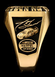 NASCAR 2005圆环 免版税图库摄影