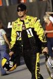 NASCAR -成员杰夫Burton的#31汽车 库存图片