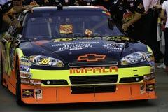 NASCAR -赖安・纽曼#39龙卷风Chevy 库存照片