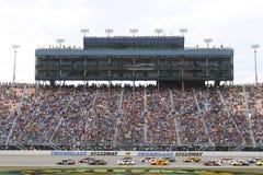 NASCAR :乌龟400的9月17日传说 图库摄影